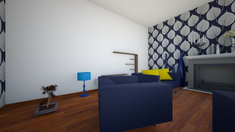 1 - Living room - by Bettu