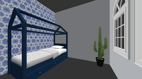 Sofia room - Kids room - by Noely Espinal
