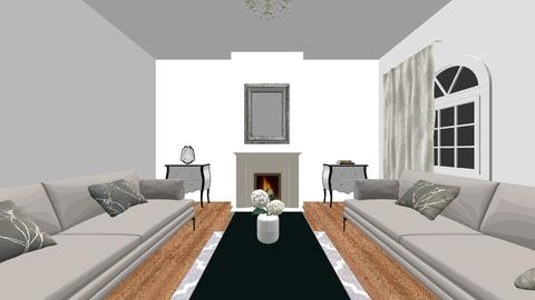 Living room - Classic - Living room - by muhhahhahhahhaa