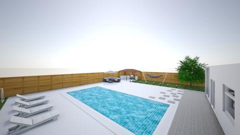 casa tg - Modern - Garden - by matei iosif
