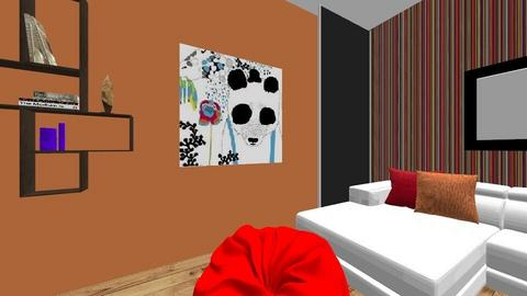 SFullilove1A ARCHITECT - Living room - by shayden