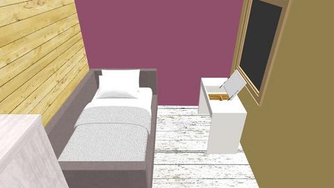 Dormitori Aina Fusta - Rustic - by Davidus