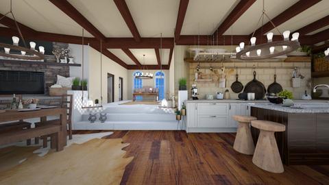 Kitchen  - by emmsy