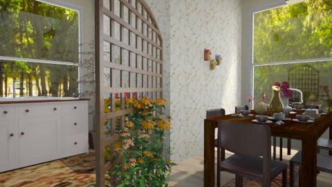 FLOWERS - Kitchen - by Yedda