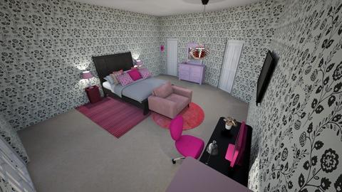 bedroom - Bedroom - by Bri2007