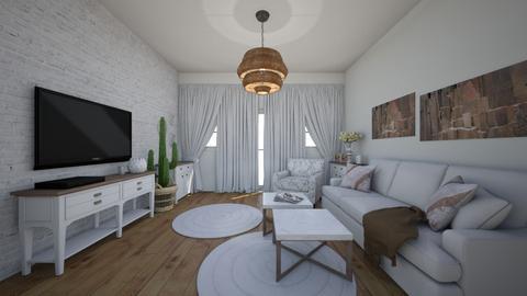 Vintage - Living room - by DomiMat