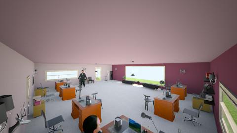 Khansa Merghani - Modern - Office - by yofa24