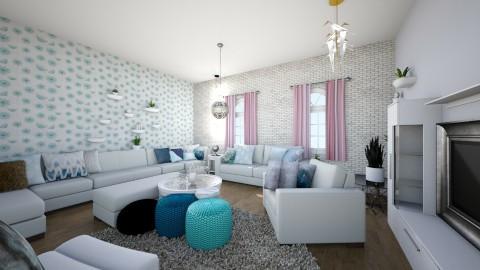 Salon - Living room - by sosna