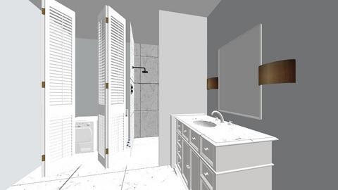 917 3 - Bathroom - by jilieboo