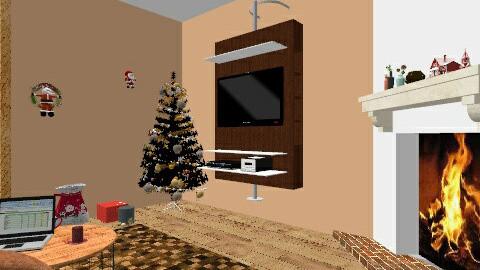 christmas times.. - by marvelentza