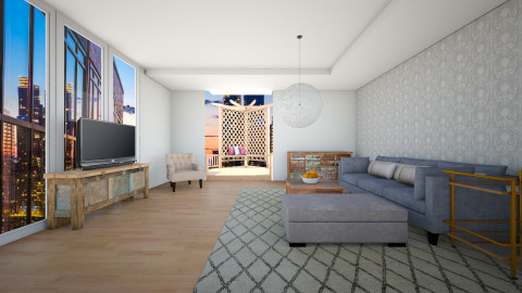 ijogjdf - Living room - by Elvira  Elvira