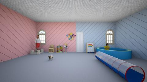 kids play room 2 - by thomasr331
