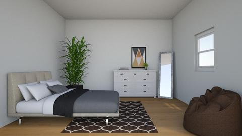 Room part 2 - Bedroom - by Emmad1219