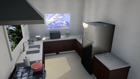 Kitchen - Kitchen - by Naniki