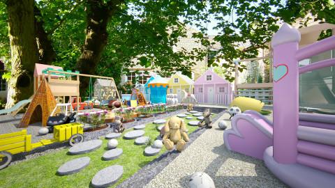 playground - by dijanamrvica