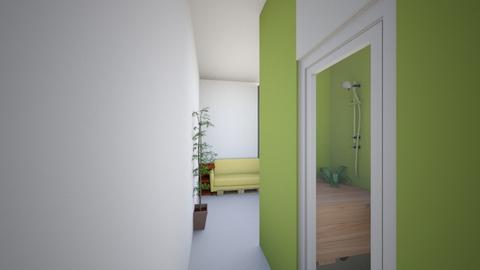 new bathroom - Bathroom - by gargaro