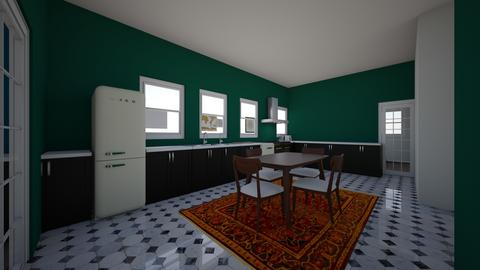 dining room 1 - Dining room - by earthygirl112