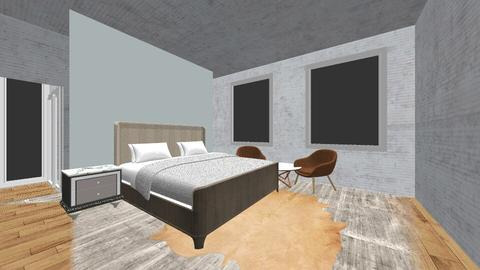 The suite - Bedroom - by vladahoroshevska
