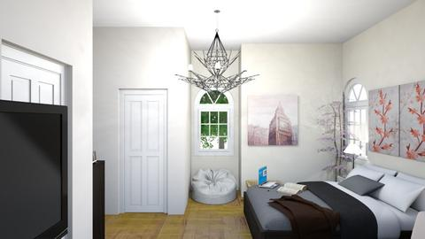 simon  - Bedroom - by SimonSao