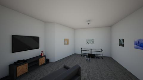 game room of awesome - Living room - by me5158