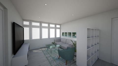 sala de estar - Living room - by Mariana Ortiz_817