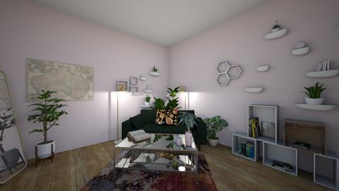 Pink - by meramag