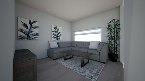 stevie - Living room - by steviie