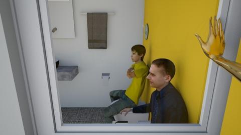 Kids day care - Kids room - by Meme boy