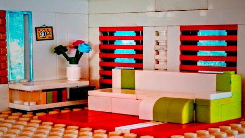 Lego Living Room - Modern - Living room - by Isaacarchitect