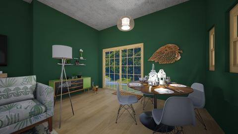 Nic_Liv_Dec18_V7 - Living room - by XelleWishes