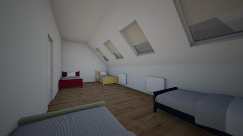 multibed room - Kids room - by cassidy15