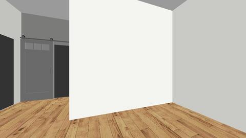 room 2 - Bedroom - by Grace Gentry