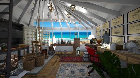 VINTAGE - Living room - by rasty
