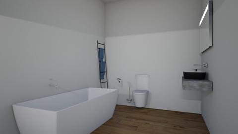 HOUSE - Bathroom - by andrijaaca