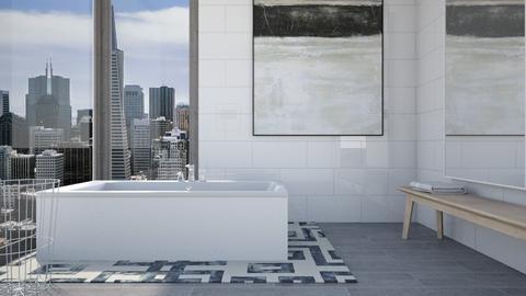 Cityview Bathr - Bathroom - by KimAlys