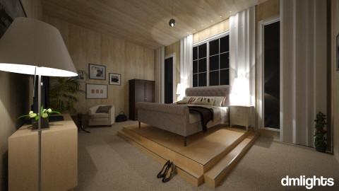 Dream bedroom - Bedroom - by DMLights-user-982312