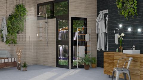 Urban Umbrage  - Modern - Bathroom - by Gurns