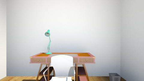 diningroom - Minimal - Kids room - by ngtran25