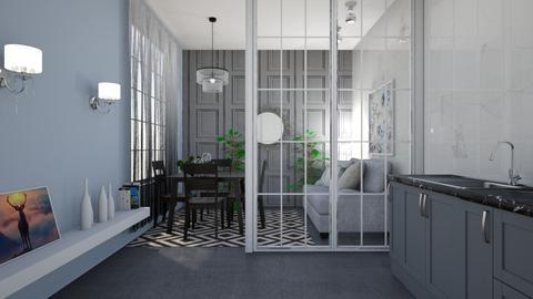 ertyu - Dining room - by lyub