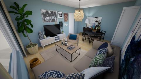 Pokoj inny kolor 4 - Living room - by donnamaddalena