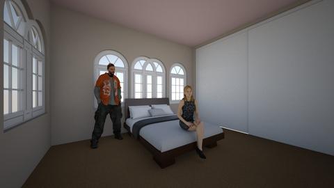 Idek  - Bedroom - by 23ZKeister