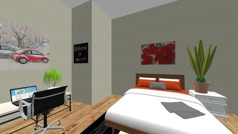 Bedroom - Bedroom - by Bridgett