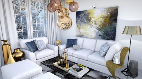 Tom Dixon Art Room - Living room - by jkngel