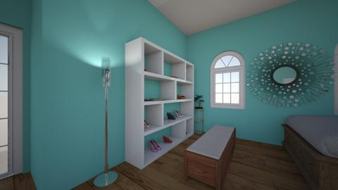 Daisyoo Naranjo - Classic - Bedroom - by Culler