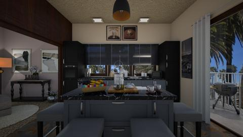 vibe - Kitchen - by allday08