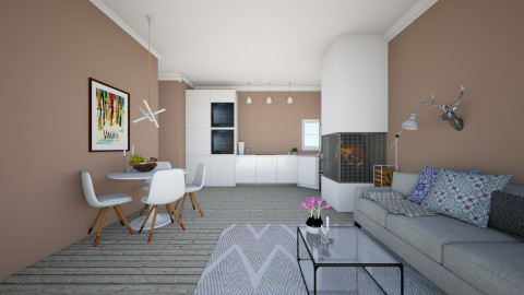 5497845 - Living room - by celavia
