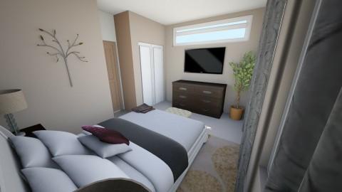 Bedroom reverse view - by sulks1241