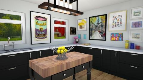 Beight Kitchen - Kitchen - by ANM_975