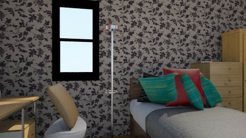 ideas of room - Glamour - Bedroom - by bjaldin