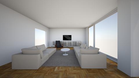 Andrea cotiz corners - Living room - by karlitajmlm